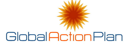 Global Action Plan logo