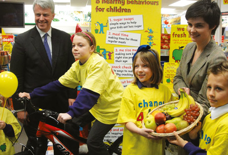 change 4 life campaign aims