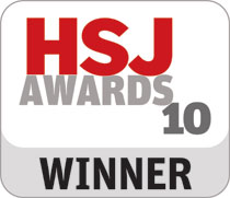 HSJ Awards logo