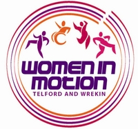 women in motion logo