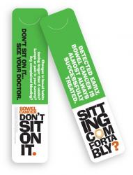 Don't Sit on It campaign tags