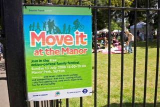 move it at the manor
