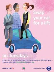 swap your car poster